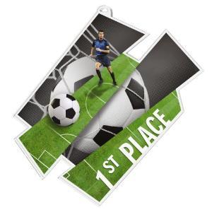Medaile - fotbal - MDAZ11M13