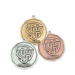Medaile hasiè - 12403