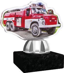 Plaketa hasièi - ACT1201M17