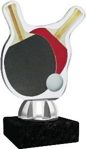 Plaketa ping pong - ACT1201M4