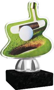 Plaketa golf - ACT1201M7