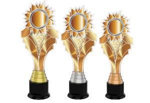 Akrylátová trofej - ACTKC0009