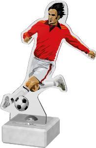 Fotbalová plaketa - AKE02M6