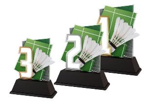 Badmintonová trofej - NCUF001M2
