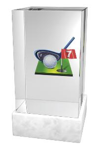 Golfová trofej - CRM0007M11