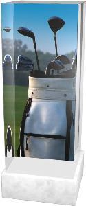 Golfová trofej - CRM0007M21