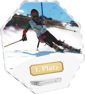 Sjezdové lyžování trofej - CRS4143M1