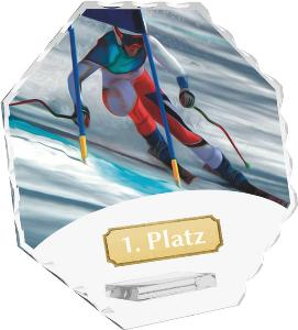 Sjezdové lyžování trofej - CRS4143M3
