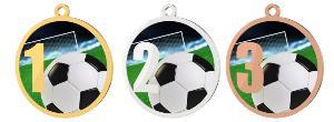 Medaile - fotbal - MDT0001M02