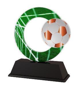 Plaketa fotbal - ACLC2101M4