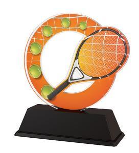 Plaketa tenis - ACLC2101M7