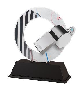 Plaketa hokej - rozhodèí - ACLC2101M10