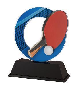 Plaketa ping pong - ACLC2101M13