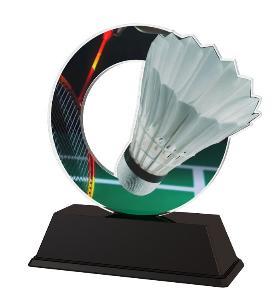 Plaketa badminton - ACLC2101M15