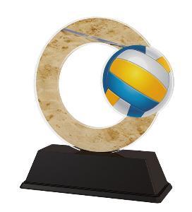 Plaketa volejbal - ACLC2101M16