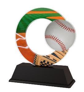 Plaketa baseball - ACLC2101M18