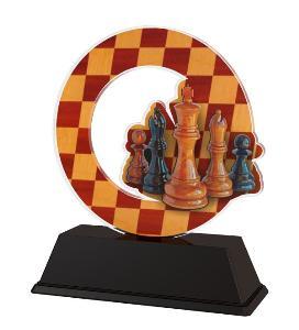Plaketa šachy - ACLC2101M30