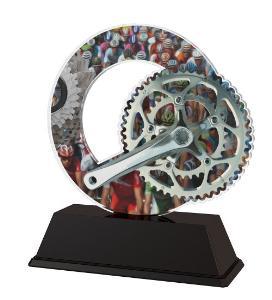 Plaketa cyklistika - ACLC2101M33
