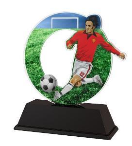 Plaketa fotbal - ACLC2101M41