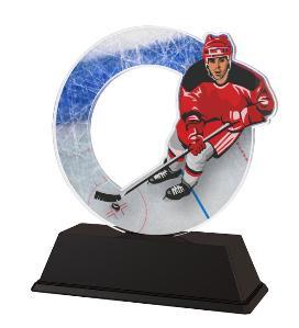 Plaketa hokej - ACLC2101M43