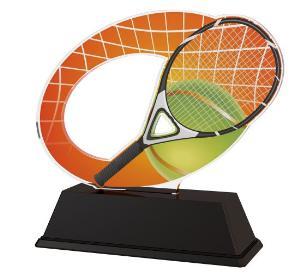 Plaketa tenis - ACLC2102M5