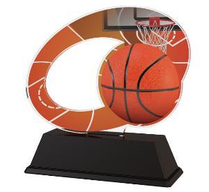 Plaketa basketbal - ACLC2102M6