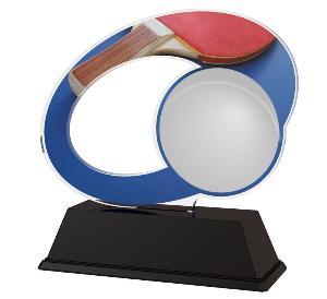 Plaketa ping pong - ACLC2102M9