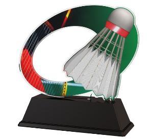 Plaketa badminton - ACLC2102M11