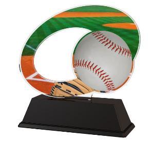Plaketa baseball - ACLC2102M14