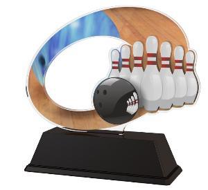 Plaketa bowling - ACLC2102M21