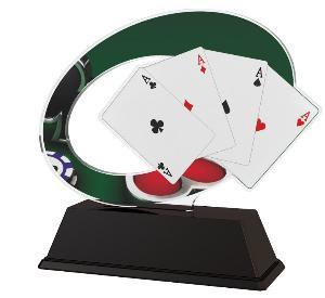 Plaketa poker - ACLC2102M22