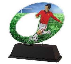 Plaketa fotbal - ACLC2102M32