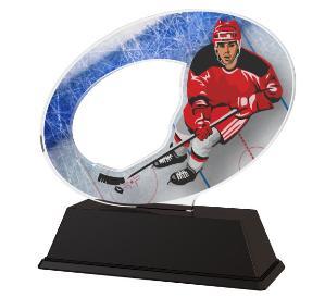 Plaketa hokej - ACLC2102M34