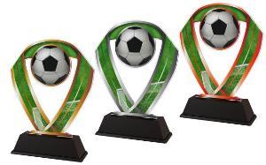 Plaketa fotbal - ACRC001M1