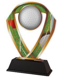 Plaketa golf - ACRC001M3