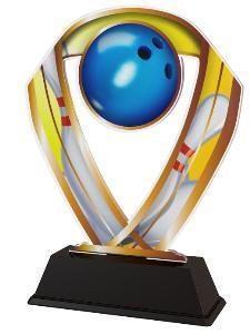 Plaketa bowling - ACRC001M4