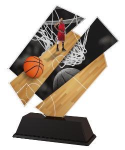 Plaketa basketbal - ACZC001M2 - zvìtšit obrázek
