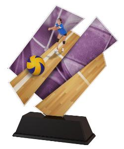 Plaketa volejbal - ACZC001M11 - zvìtšit obrázek