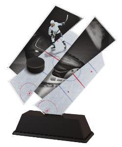 Plaketa hokej - ACZC001M18 - zvìtšit obrázek
