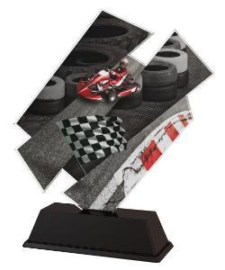 Plaketa motokáry - ACZC001M31 - zvìtšit obrázek