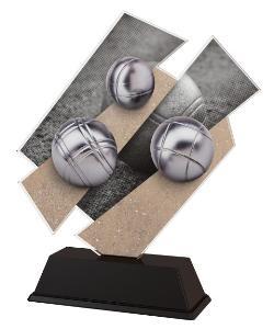 Plaketa petanque - ACZC001M35 - zvìtšit obrázek