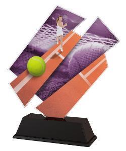 Plaketa tenis - ACZC001M38 - zvìtšit obrázek