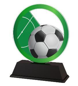Plaketa fotbal - AKE012018M1 - zvìtšit obrázek