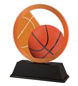 Plaketa basketbal - AKE012018M3 - zvìtšit obrázek