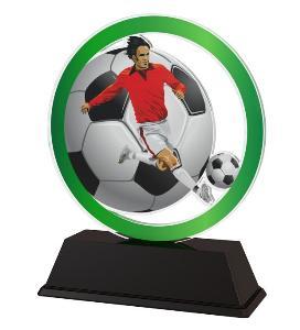 Plaketa fotbal - AKE012018M6 - zvìtšit obrázek