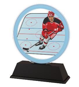 Plaketa hokej - AKE012018M8 - zvìtšit obrázek