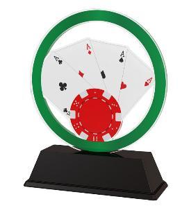 Plaketa poker - AKE012018M9 - zvìtšit obrázek