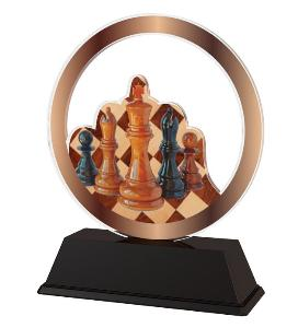 Plaketa šachy - AKE012018M12 - zvìtšit obrázek