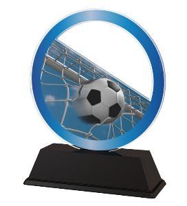 Plaketa fotbal - AKE012018M16 - zvìtšit obrázek