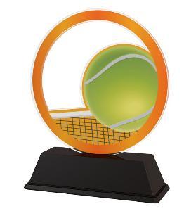 Plaketa tenis - AKE012018M17 - zvìtšit obrázek